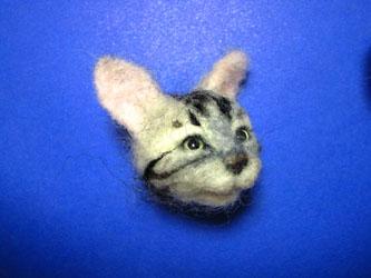 オーダー姉妹猫さん・お姉さん頭部植毛3