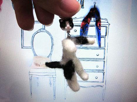 結局こうなったブラブラ猫