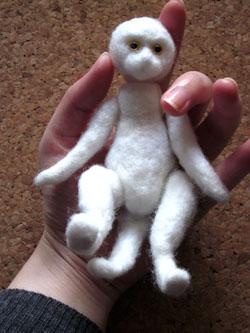 白黒猫さん素体