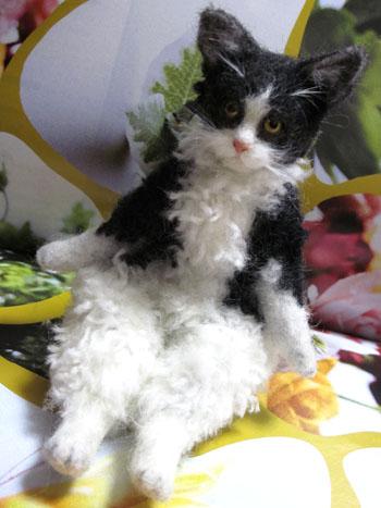 仔猫のマリー2