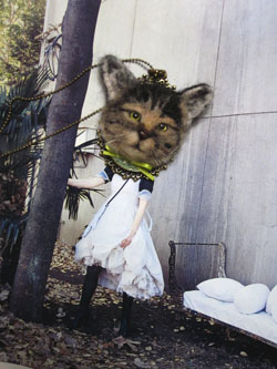 キジ猫ペンダント
