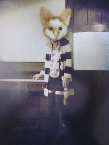 猫顔 メランコリ~2