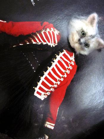 新たな猫顔アイコラ