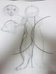 リングピロー犬・胴体①