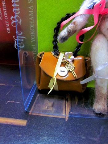 スズシロの旅行鞄