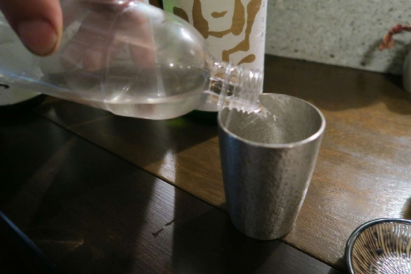 國酒の仕業