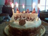 birthday cake ♪