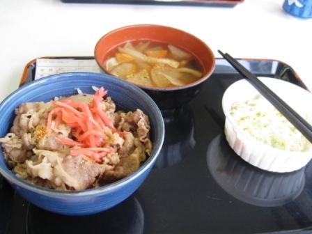 220801牛丼