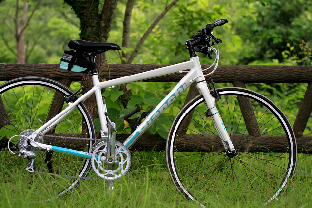 ビアンキ ローマ2 bianchi roma2 2012年モデル サイクリング