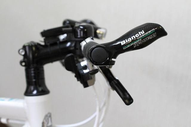 Bianchi(ビアンキ) カーボン製 バーエンド