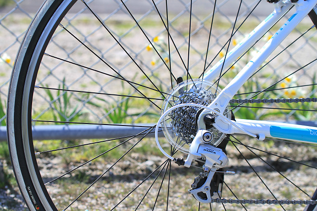 弓ヶ浜CR 大山 ビアンキ 自転車 サイクリング