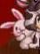 にんじんウサギ