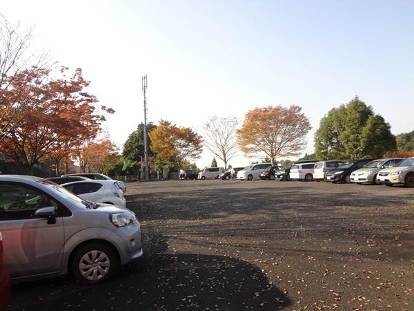 延命寺駐車場