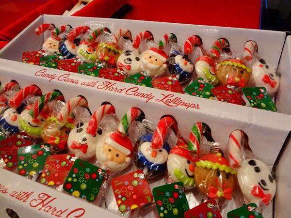 クリスマスキャンデー