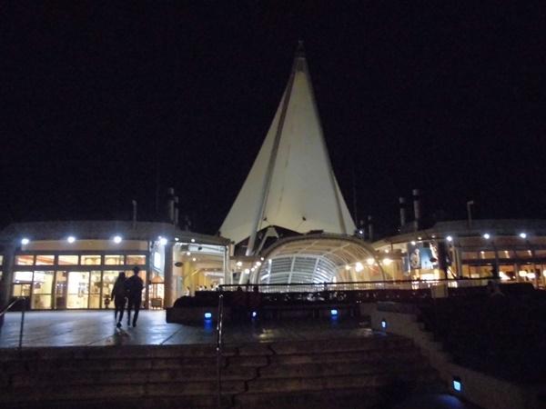 海ほたる夜-1