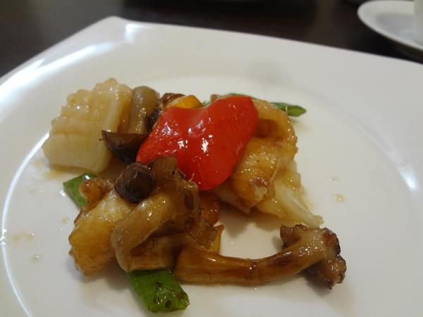 海の幸と旬野菜の炒め