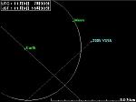 小惑星「2005 YU55」