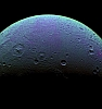 土星の衛星ディオネ