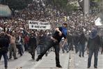 ギリシャデモ