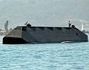 ステルス実験艦「シーシャドウ」
