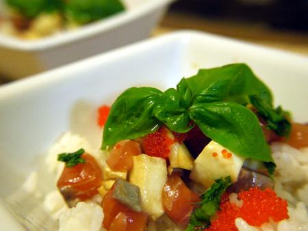イタリアン海鮮丼