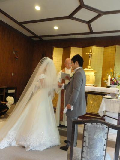慎太郎結婚式