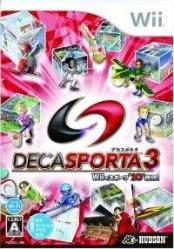 Wii デカスポルタ3 Wiiでスポーツ 10種目 [Deca Sporta 3: Wii de Sports 10 Shumoku] (JPN) ISO torrent