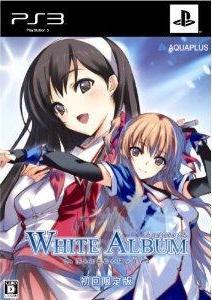【PS3】 ホワイトアルバム 綴られる冬の想い出  [White Album Tsuzurareru Fuyu no Omoide] (JPN) ISO torrent