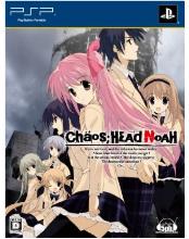 PSP CHAOS;HEAD NOAH