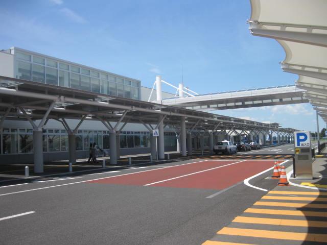 花巻空港の1