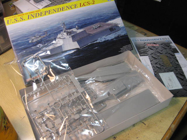 USS INDEPENDENCE LCS-2 の1