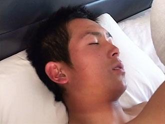 ゲイ動画:体育会野球部青年日焼けでケツ堀りボンバー !!