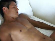 ゲイ動画:南国リゾートハッテン旅行男を誘う男の巻 !! 後編