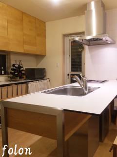 キッチン全貌~♪