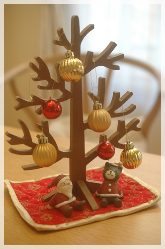 キッチンキッチンのツリー2
