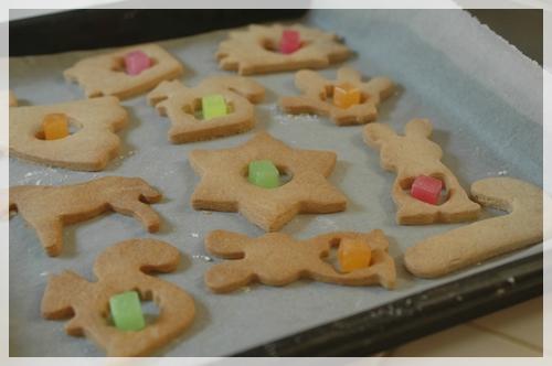 クッキーつくり