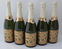 聖誕祭 ヒョウ柄シャンパン