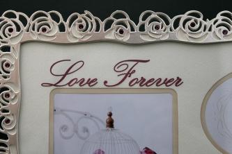 結婚祝のフォトフレーム