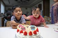 夏神 5歳の誕生日