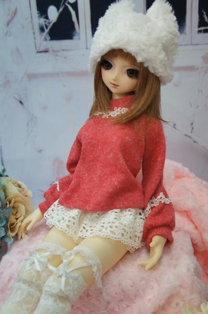 SDドレス・・お部屋でクリスマスドレスセット