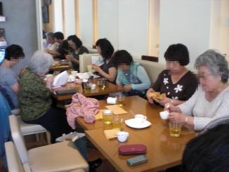 K's Ⅱ ニットカフェ 2011/05 横浜 その1