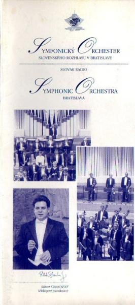SLOVAK RADIO SYMPHONY ORCHESTRA BRATISLAVA