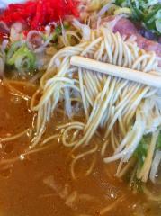 昭和ホルモン麺110613