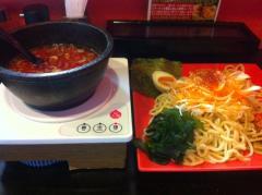 銀座ラーメンつけ麺120220