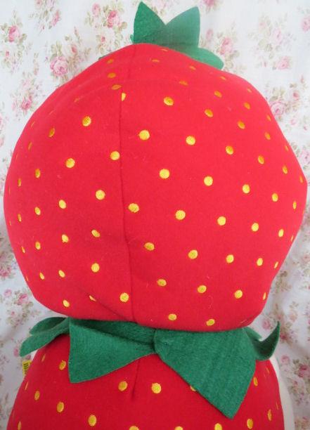 これはイチゴだよね。。。