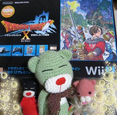 Wii Uプレミアムセット
