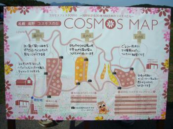 コスモスマップ