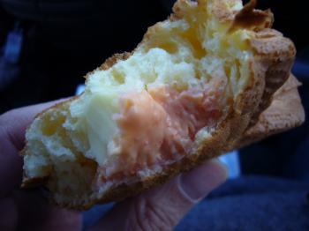 たい焼き明太チーズ2