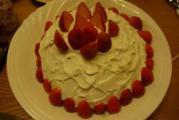 ドーム型ムースケーキ