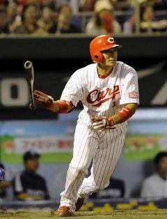 前田智徳選手